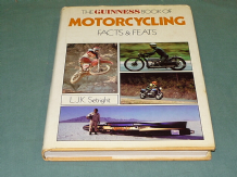 GUINNESS GUIDE TO MOTORCYCLING : THE (Carrick 1980) ex library